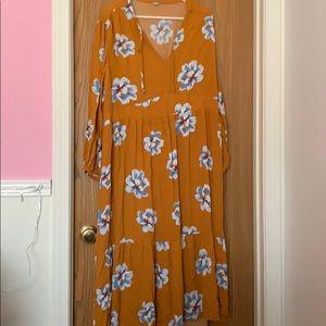 Old Navy Flower Dress